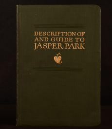 1917 Description of and Guide to Jasper Park