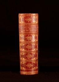 1867 Grantley Berkeley Anecdotes Of The Upper Ten Thousand Leather Binding