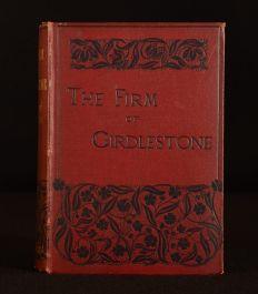 1890 The Firm of Girdlestone Arthur Conan Doyle First Edition