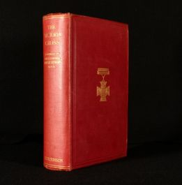1928 The Victoria Cross the Empire's Roll of Valour