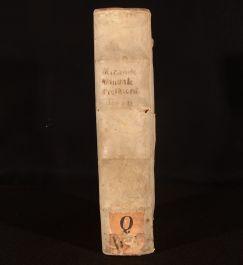 1617 Manuale Praelatorum Regularium, in quo Religionum Omnium Origines