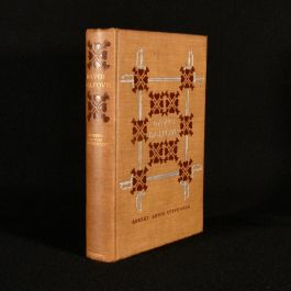 1893 David Balfour Being Memoirs of His Adventures at Home and Abroad