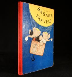 1935 Babar's Travels