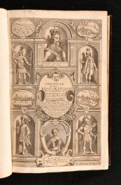 1684 A Chronicle of the Kings of England