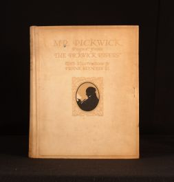 1910 Mr Pickwick Pages from the Pickwick Papers Limited Edition Frank Reynolds