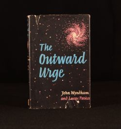 1959 The Outward Urge John Wyndham John Beynon Harris First Edition Lucas Parkes
