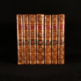1791-2 The Miscellaneous Works of Oliver Goldsmith