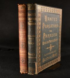 1883 The Vision of Hell Purgatory Paradise