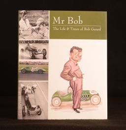 2013 Mr Bob The Life and Times of Bob Gerard Gauld Porter Vale Illus 1st