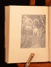 1955 Annals of Bristol by John Latimer West of England College of Art Wood Engravings Very Scarce