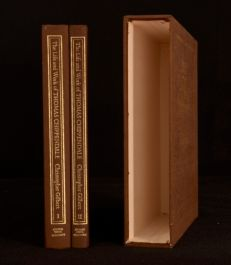 1978 2Vol Christopher Gilbert The Life and Work of Thomas Chippendale Slipcase