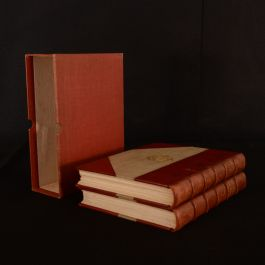 1921-22 2vol Outline of Science Professor J Arthur Thomson Sangorski and Sutcliffe