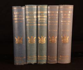 Hudson's Bay Record Society Volumes XIV, XV, XVI, XXI and XXII