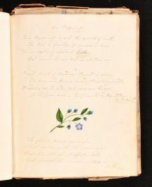 1826 Album of Ephemera