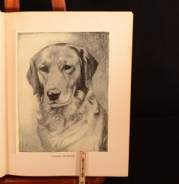 1935 Tail-Waggers Smith Art Edition Illustrated Uncommon