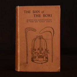 1914 The Ban of the Bori Demons and Demon Dancing Major A J N Tremearne Illus