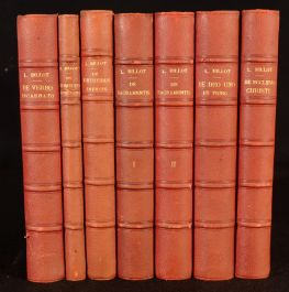 1897 The Works of Ludovico Louis Billot