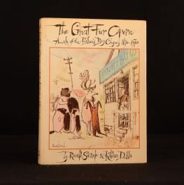 1970 The Great Fur Opera Annals of the Hudson's Bay Company 1670-1970 Ronald Searle