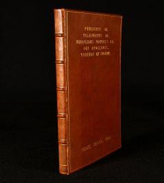 1505 Vita Et Fabellae cum Interpretatione Latina