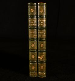 1841 Memoires Correspondance et Ouvrages Inedits de Diderot