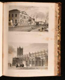 1831 Lancashire Illustrated
