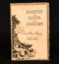 1925 Haunts and Hints for Anglers