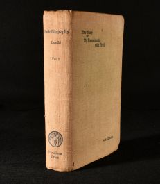 1927 The Story of My Experiments with Truth