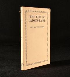 1926 The End of the Laissez-Faire