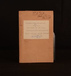 1946 Discharges of the White Nile and Nene Wileman Clark Newhouse Provenance