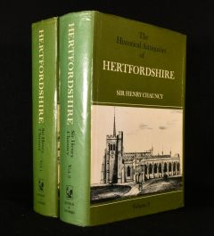 1975 The Historical Antiquities of Hertfordshire