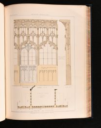 c1853 The Dictionary of Architecture
