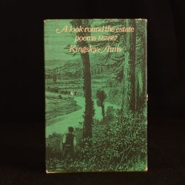 1967 Kingsley Amis A Look Round The Estate First Edition Dustwrapper