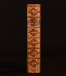 1895 John Halifax, Gentleman Dinah Craik Frontispiece Armorial Binding