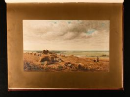 1881 A Course of Lessons in Landscape Painting in Oils