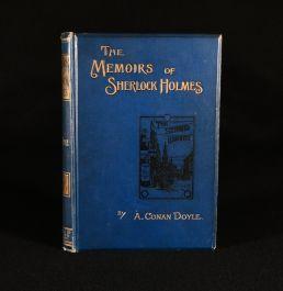 1894 The Memoirs of Sherlock Holmes