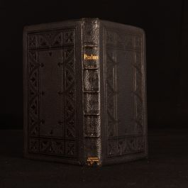 c1850 The Psalms of David in Metre According to the Version Approved by The Church of Scotland