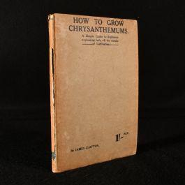 c1917 How To Grow Chrysanthemums