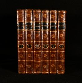 1798 The Observer: Being a Collection of Moral, Literary and Familiar Essays