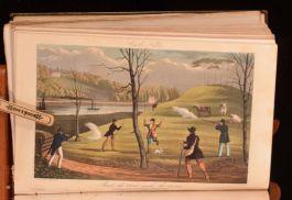 1837 Lawrence Rawstorne Gamonia Preserving Game Illustrated First Scarce