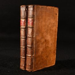 1753 The History of Maurice Count Saxe Field Marshal of the French Forces