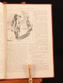 1906 Puck of Pook's Hill Rudyard Kipling Bound From Parts of Strand