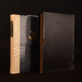 1952 Boswell In Holland 1763-1764 Frederick A Pottle Vellum Illustrated Slipcase