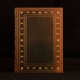 1897 The Compleat Angler Izaak Walton Charles Cotton Bumpus Binding Illustrated