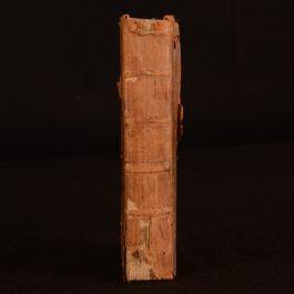 1787 Novum Testamentum Domini Nostri Jesu Christi Theodore Beza Scarce