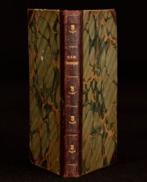 1839 New Cobwebs to Catch Little Flies Religious Tract Society Third Edition
