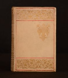 1888 Romola George Eliot Historical Florence Illustrated Paper Vellum Binding