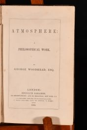 1852 Atmosphere: a Philosophical Work