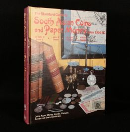 1981 The Standard Guide to South Asian Coins and Paper Money Since 1556 AD