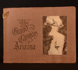 1911 The Grand Canyon of Arizona