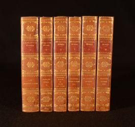 1811 The Miscellaneous Works of Tobias Smollett
